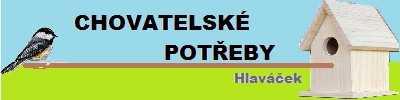 logo Chovatelské potřeby Hlaváček