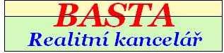 logo BASTA realitní kancelář